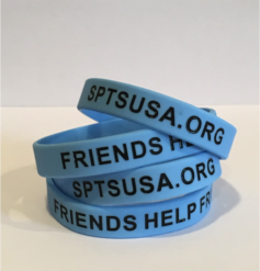 Friends Help Friends Wristbands